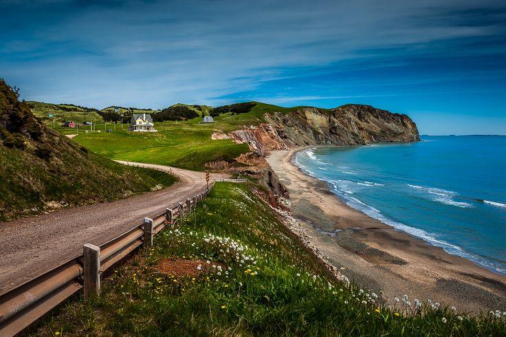 Le chemin des Montants - Iles de la Madeleine #500px