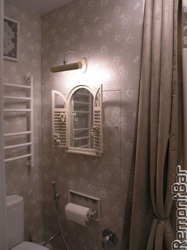 Фото ремонта ванной комнаты Митино