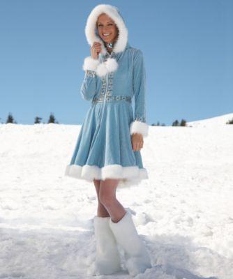 womens enchanting eskimo costume