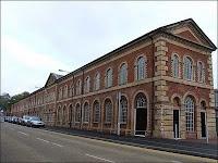 Stour Vale Mill. The Museum of Carpet, Kidderminster.