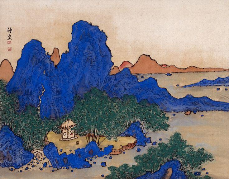 Fukuda Kodojin 福田古道人 (1865-1944).