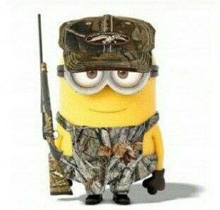 redneck minion(; love it