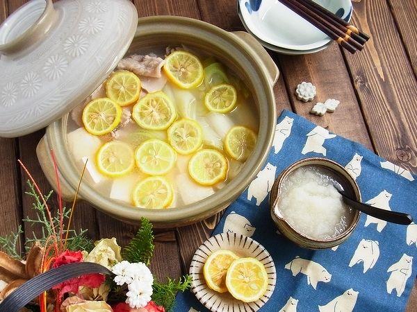 柚子(ゆず)鍋 by 庭乃桃 | レシピサイト「Nadia | ナディア」プロの料理を無料で検索