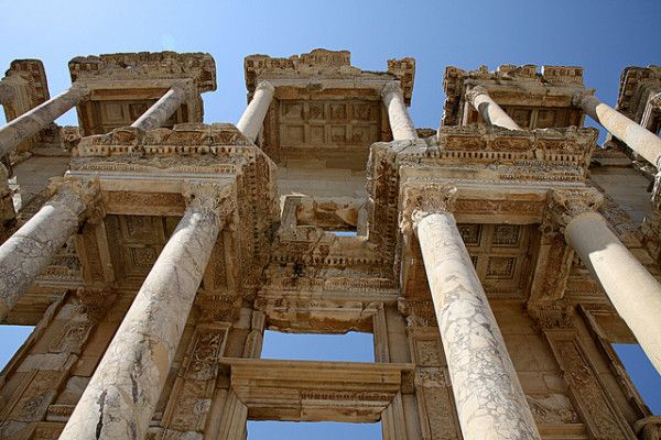 Facts About Turkey Country: Ephesus