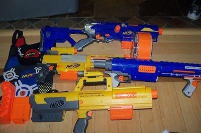 Nerf Gun Lot 2 | eBay