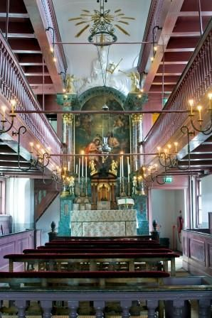 A must see, Our Lord in the Attic is a #church hidden in the attic, that was done after the reformation period when #Catholics where forbidden to to hold public services. This 17th century church is an amazing example of the clandestine forms of worship of the time
