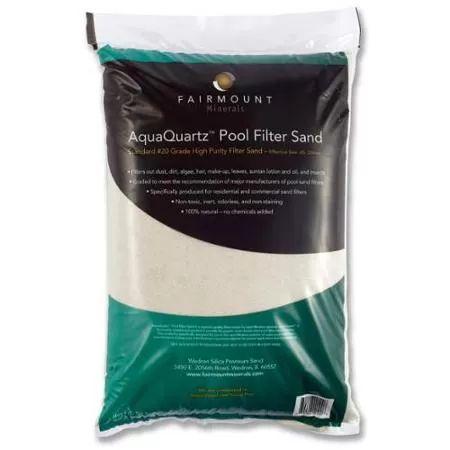 Pool Filter Sand #20 Grade Silica Sand - 50 lbs.