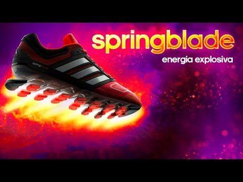 Tênis Adidas Springblade - O Tenis mais Avançado da Adidas