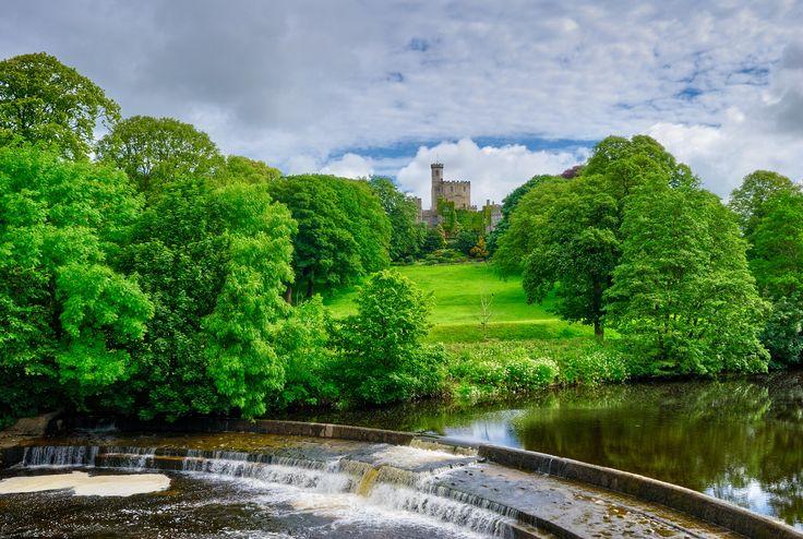13th century Hornby Castle