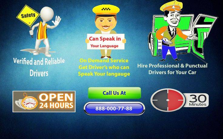 Hire the Best Chauffeurs in City ..