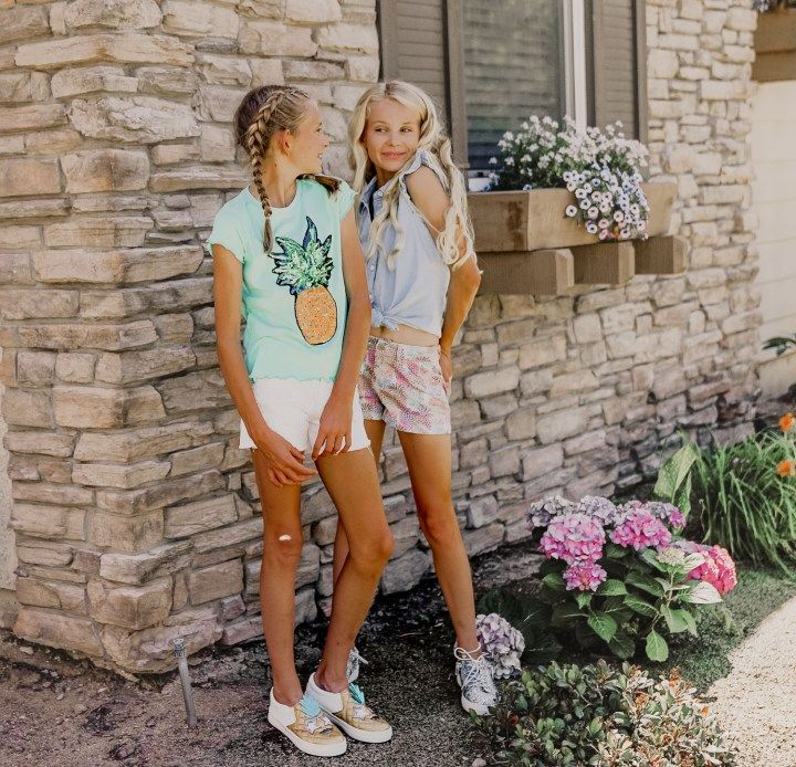 Kidpik Summer 2018 Girls Tween Summer Outfit Dresses