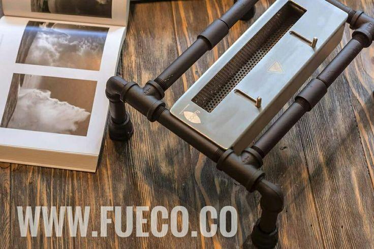 Bases industriales para sus quemadores de bioetanol marca #Fueco Info@fueco.co
