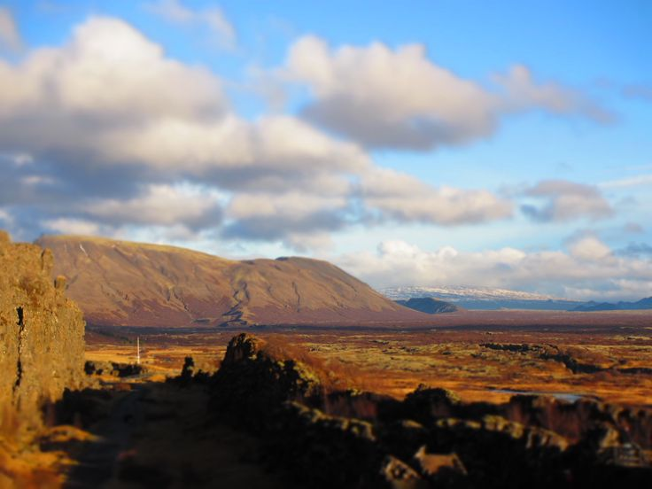 Thingvellir National Park Iceland Takes the breath away