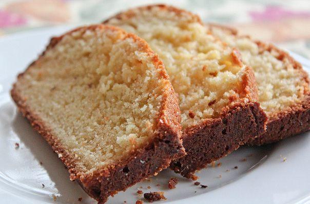 A dessert staple made better by the addition of North Carolina's lemon-lime soda. - SunDrop Pound Cake
