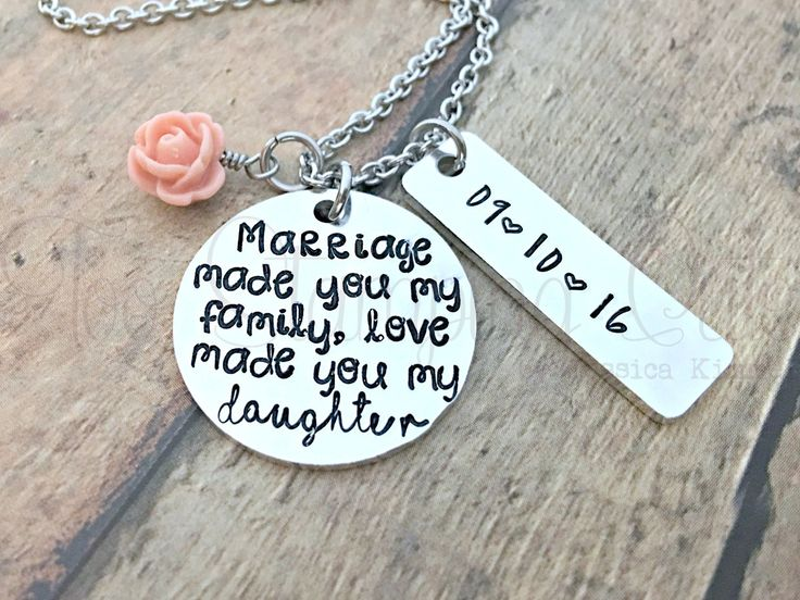 Mother Daughter Wedding Gifts: Best 25+ Daughter In Law Gifts Ideas On Pinterest