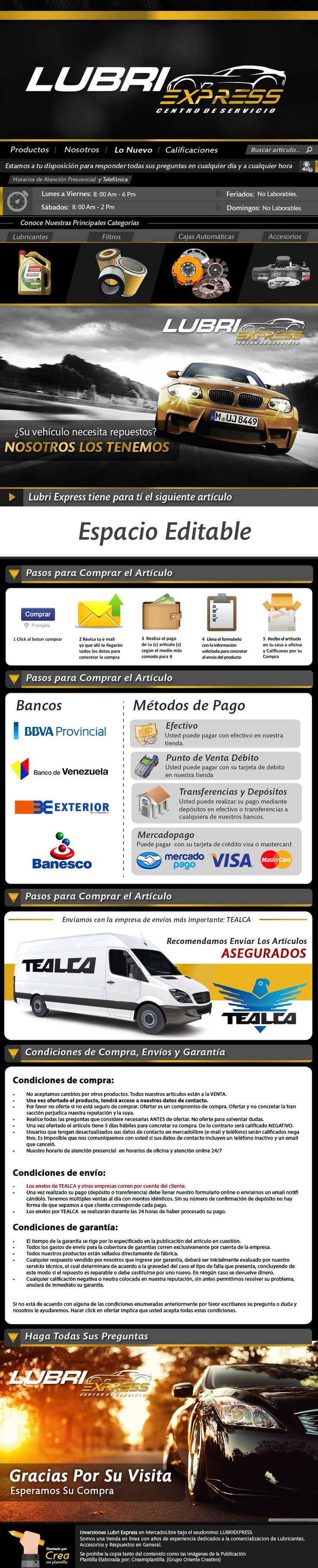 17 best images about plantillas mercadolibre on pinterest for Disenar oficina online