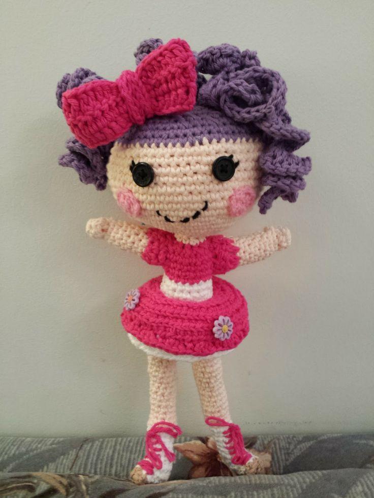 Amigurumi Tutorial Bamboline : 105 mejores imagenes sobre Amigurumi, Crochet en Pinterest ...
