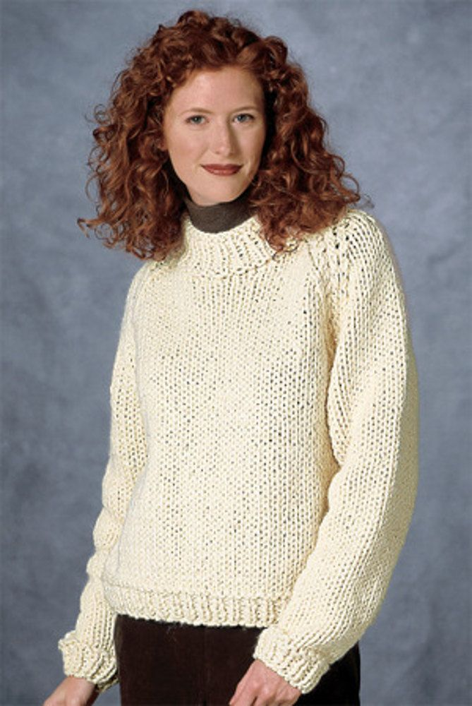 Free Knitting Pattern Raglan Sleeve Pullover : 1000+ ideas about Lion Brand Wool Ease on Pinterest Lion ...