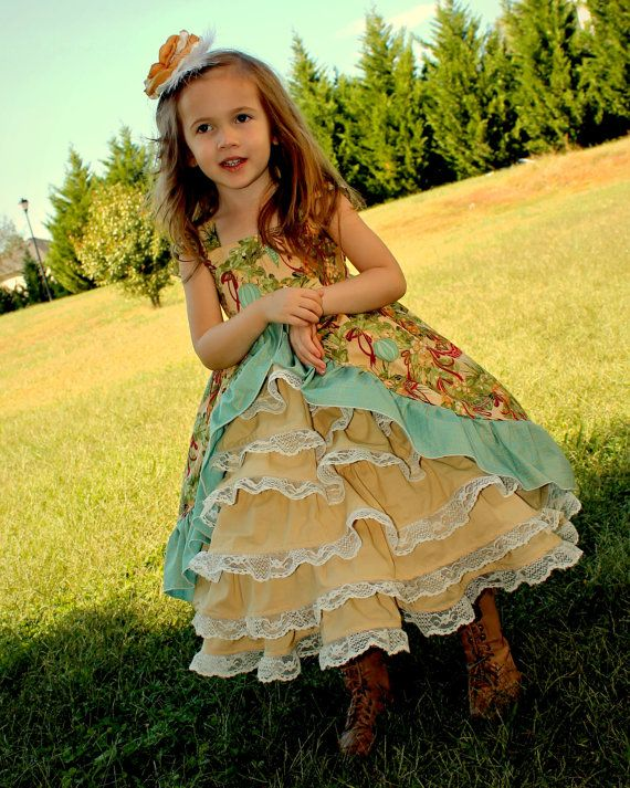 Vintage Inspired Ornament Ruffles and Lace by rosieposiegifts, $104.00