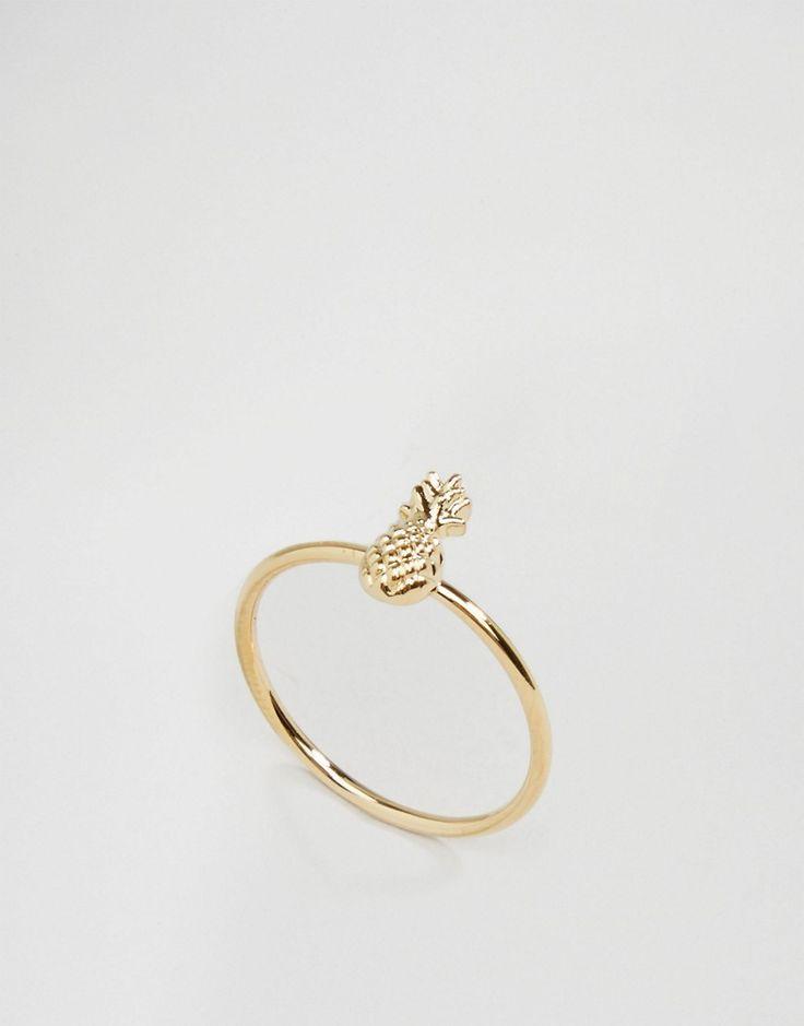 Image 1 ofOrelia Pineapple Ring