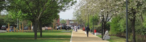 Lewisham Council - Margaret McMillan Park