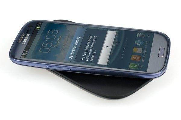 Qi Wireless Slim Charging Mat for Smartphones | USB Chargers | Phones |