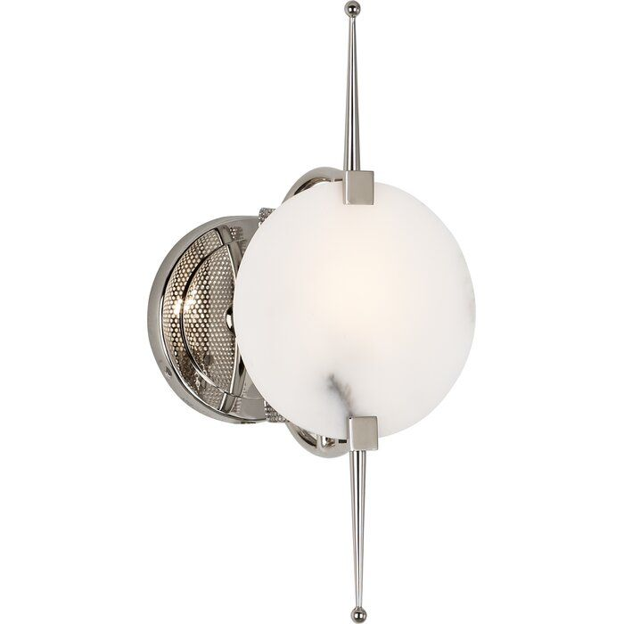 Jace 1 Light Armed Sconce Unique Floor Lamps Sconces Wall Sconces