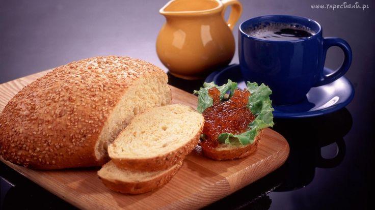 Chleb, Kawa
