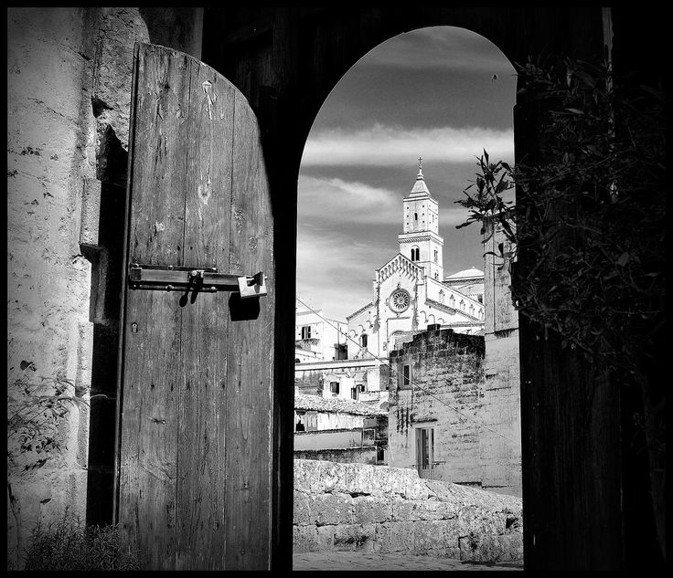 #Matera - #Basilicata - #Sud