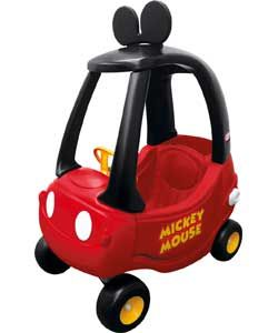 Little Tikes Mickey Mouse Cozy Coupe.
