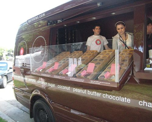 Baked Goods Food Truck