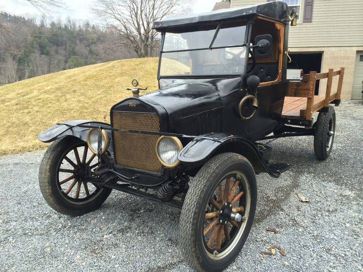 Ford Model T Farm Truck | eBay