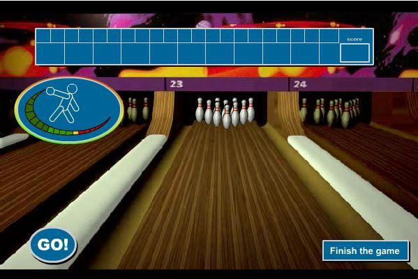 One of the best bowling games made in Flash!