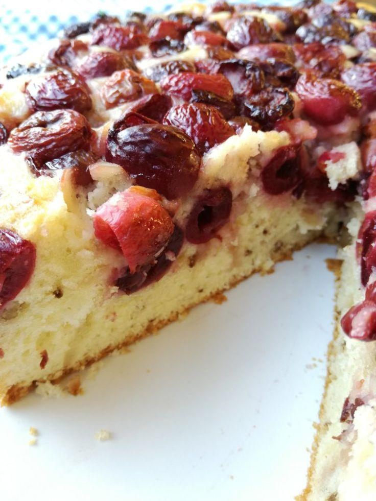 Ha gyorsan akarsz valami nagyon finomat: germersdorfi cseresznyés pite! – Mai Móni