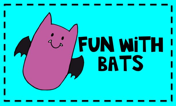 Ideas for teaching bats and FREE mini-reader