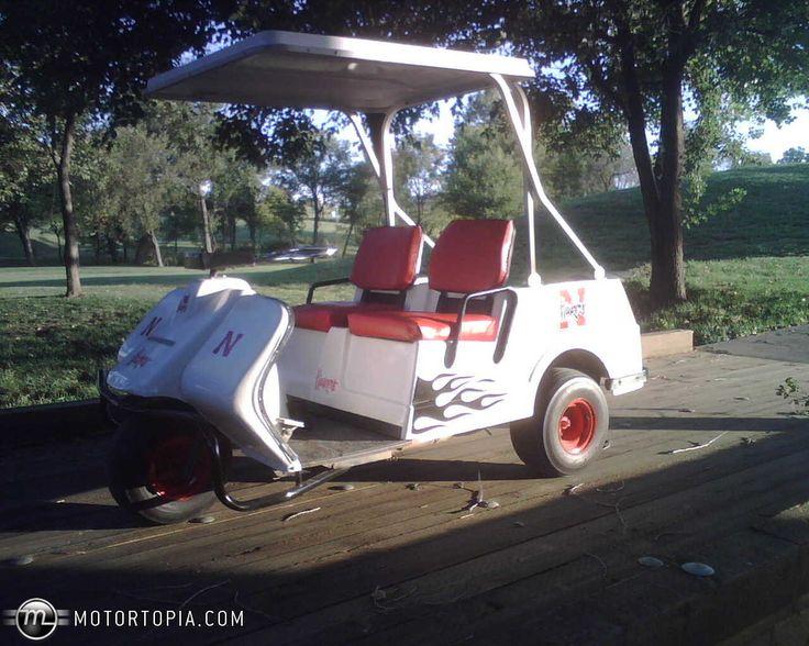 25 besten harley davidson golf cart bilder auf pinterest. Black Bedroom Furniture Sets. Home Design Ideas