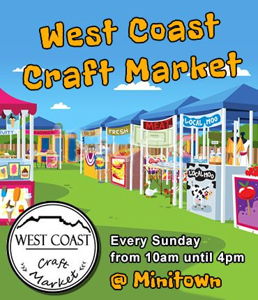 West Coast Craft Market