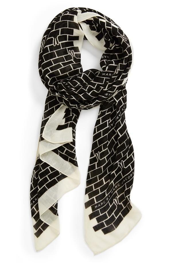 Super cute, bunny scarf!