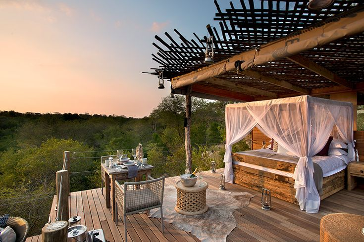 Lion Sands #treehouse #SouthAfrica www.safari2africa.com