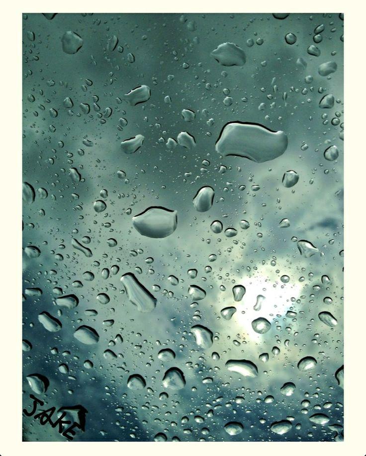 dIfferent. 2013.            by JAKE. #raining. #Window