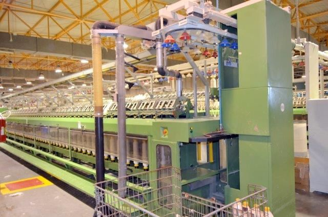 For Sale - 6220/R6-4 X Zinser 670 Simplex #usedtextilemachines #textile #machine #used #dyeing #spinning #weaving #texcomsworldwide #management #consultancy #yarn #fabric #cotton