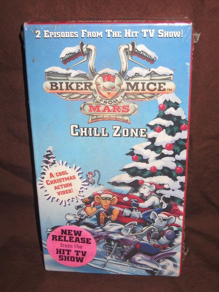 Biker Mice From Mars Chill Zone BIKER MICE FROM MARS CHILL