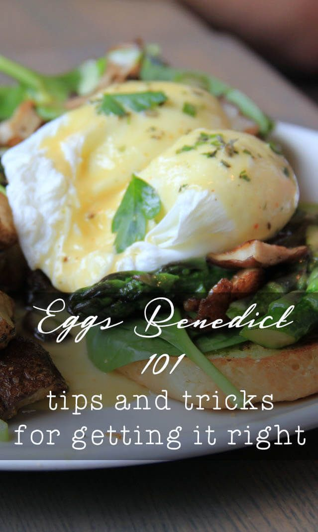 Want to make Eggs Benedict at home but don't know where to start? Here are my tips and tricks for how to make a fantastic Eggs Benny right at home!