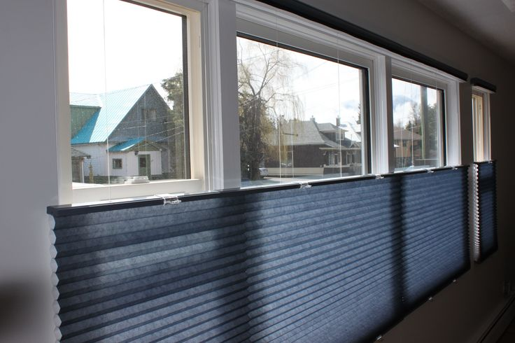 Honeycomb Shades I Built with beauty and your comfort in mind, featuring durable, low maintenance fabrics and a broad spectrum of designer colors, neutrals and bold hues. Contact us at www.urbansettler.com to set up your Fernie/ Elk Valley consult today.