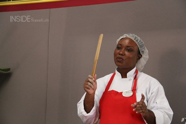 Bajan Recipes - Flying Fish & Cou Cou in Barbados