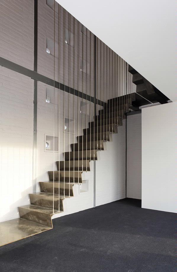 2008 Kantoor GVA Kantoren/bedrijven Projecten | Grosfeld Van Der Velde  Architecten