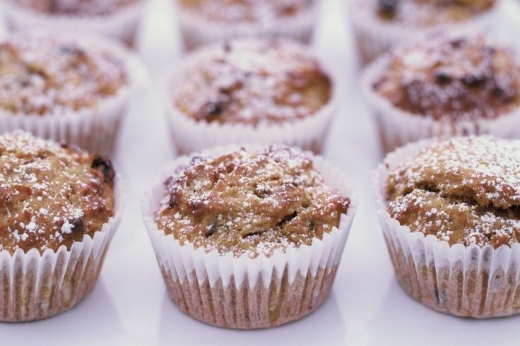 Need a boost? These energy muffins will give you everything you need to pick you up.