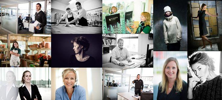 http://fotograferne.net  Vi tilbyder også professionel fotografering af erhverv og private.