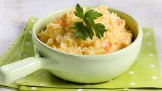 Kålrotstappe med potet og gulrot - MatPrat