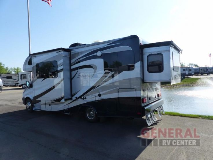 Used 2015 Forest River RV Solera 24R Motor Home Class C - Diesel at General RV | Brownstown, MI | #157811